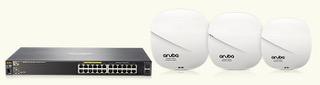 Instalación y configuración de redes LAN y WAN